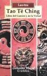Tao Tê Ching. Libro del Camino y de la virtud par Lao-tzu