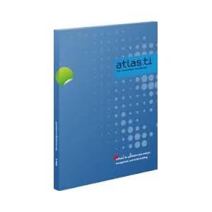 Atlas.ti 7 (Single Government/noncommercial License) for Windows