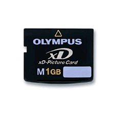 Olympus 1GB M xD Picture Card Speicherkarte