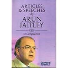 https://www.amazon.in/Articles-Speeches-Arun-Jaitley-Compilation/dp/9350354500/