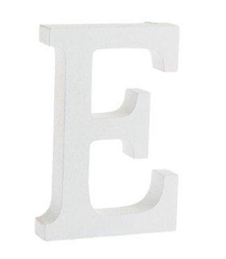 24 Letras mayúsculas inglesas para boda, guardería, decoración de paredes, color blanco,