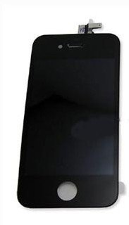 Display Einheit schwarz, komplett für iPhone 4S