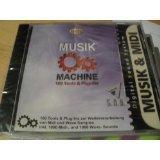 MUSIK MACHINE 100 Tools & Plug-Ins + 1000 Midi-Sounds + 1000 Wave-Sounds Bild