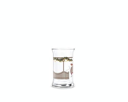Holmegaard - Christmas - Weihnachten - Wasserglas - Glas - bunt - 28 cl
