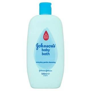 Johnsons Baby Bath 500ml