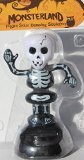 NEW Solar Dancing SKELETON by nknown