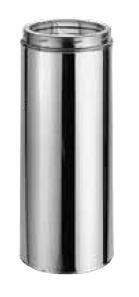 DuraVent 9605CF Kaminrohr 24 Zoll mit Kartonfüller mit Innendurchmesser 8 Zoll -