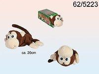Preisvergleich Produktbild Rollender & Lachender Affe mit Bewegungssensor,Bewegungsmelder,echt witzig