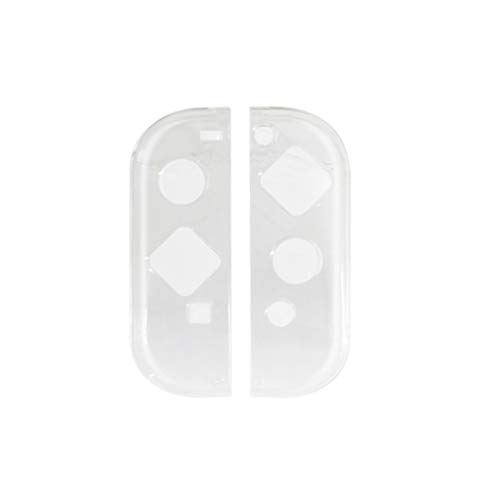 jfhrfged Anti-Scratch Ultra-Thin TPU Clear Schutzhülle für N-Switch Joy-Con (Gamecube-spiele Lego)