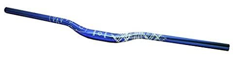 Wag guidon vTT Oversize aluminium 780mm 10degrés Bleu (Guidons VTT)/Handlebar MTB Oversize aluminium 780mm 10Degrees Blue (Handlebars VTT)