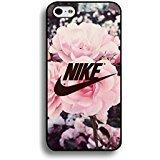 Appealing Floral Background Design Nike Phone Case Cover for Coque iphone 6 Plus/6s Plus 5.5 pouce Just Do It Luxury Pattern,Cas De Téléphone