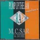 Pump up the jam rap '98 [Single-CD] by M.C. Sar (Sar-single)