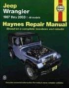 Jeep Wrangler Automotive Repair Manual: 1987 through 2003 All Models 1st (first) by Mike Stubblefield, John H. Haynes (2005) Paperback