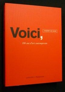Voici, 100 ans d'art contemporain. Palais des ...