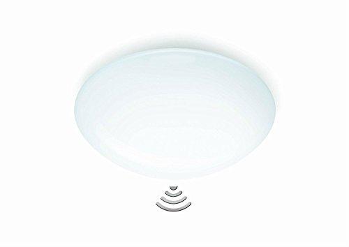 Hengda 15W Sensor LED Deckenleuchte Wandleuchte mit Radar Bewegungsmelder Sensorleuchte Automatikleuchte Automatiklampe Ø 300mm -