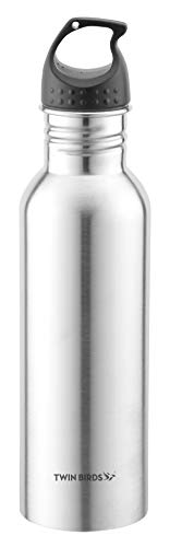 Twin Birds Glory 750 ml Bottle  Pack of 1, Silver