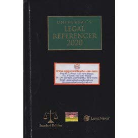LexisNexis Universal's Legal Referencer 2020 STANDARD Edition 2020