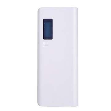 Generic 18650 MAh Power Bank (White, AZI01I369)