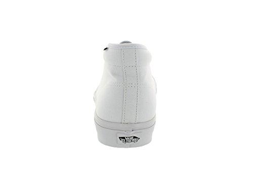 Vans U CHUKKA VEGT Unisex-Erwachsene Sneaker True White