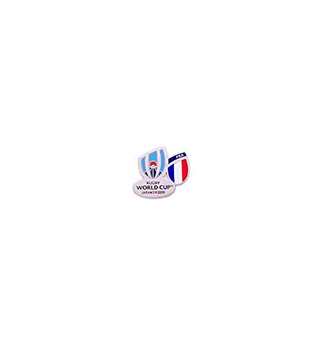 Frankreich Rugby World Cup 2019 Pin Anstecker -