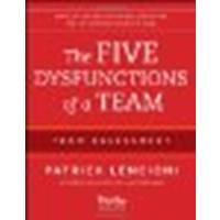 The Five Dysfunctions of a Team: Team Assessment 2nd by Lencioni, Patrick M. (2012) Paperback