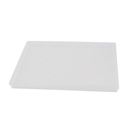 Sourcingmap Kunststoff A4Datei Papier Elektronische Komponenten Aufbewahrungskoffer Box 30,5x 22,9cm