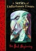 By Lemony Snicket - The Bad Beginning (A Series of Unfortunate Events No.1) (New edition)