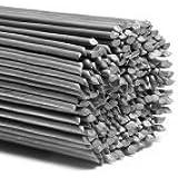 30 Stück Steckdraht, Basteldraht, blau geglüht, 1,6 mm x 300 mm, Stieldrahtdraht