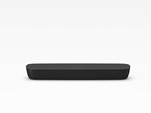 Panasonic SC-HTB200EGK 2.0 Soundbar (80 Watt RMS, HDMI, optischer Eingang, Bluetooth, DTS Digital Surround) Schwarz