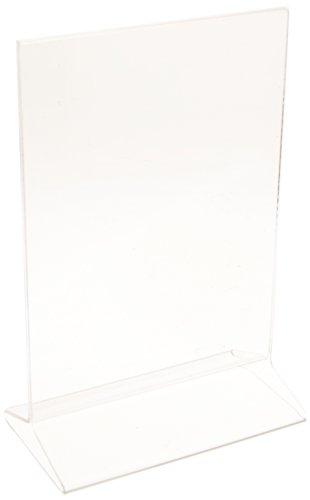 102mm x 152mm/10,2x 15,2cm Tisch Karte Halter