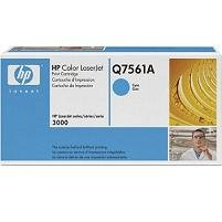 HP Color LaserJet 2700 N - Original HP / Q7561A Toner Cyan - 3500 pages (Hp Q7561a Toner Cyan)