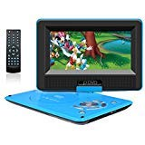 Best Portable Dvd Players For Children - SubClap 9.8 Inch Portable DVD Player for Kids Review
