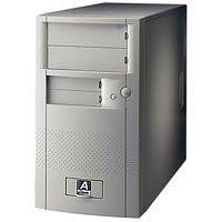 AOpen Computer H450A beige RoHS PC Gehäuse MidiTower 2 x 5.25 beige