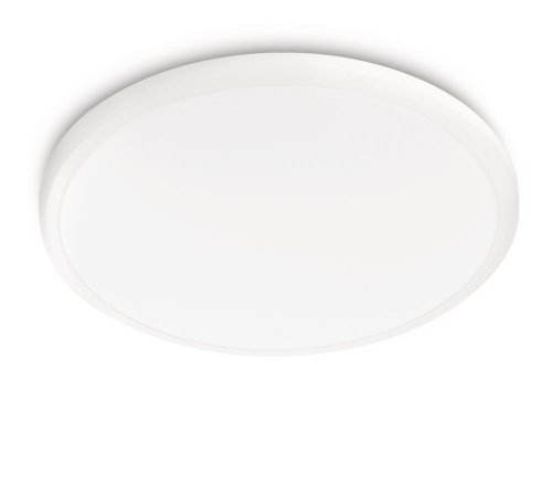 Philips 308043116 Twirl Plafoniera LED, 3000 K, Diametro 29 cm, Bianco