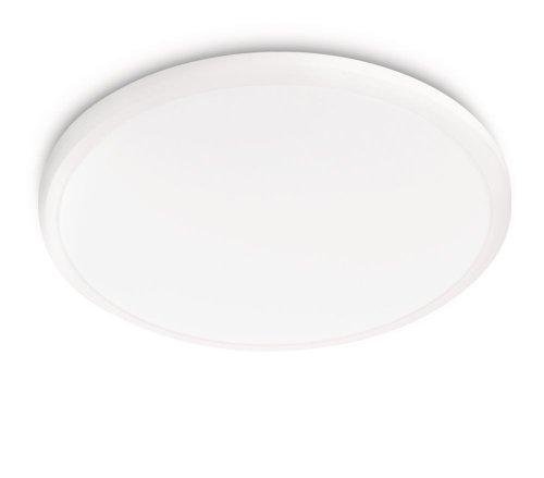 Philips myLiving Twirl - Plafón, LED, iluminación interior, color blanco