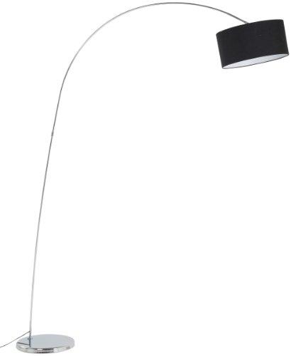 Kare 69318 Standleuchte Gooseneck 0.40 Meter x 1.60 Meter x 2.05 Meter, schwarz