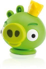 USB-Stick FlashDrive Speicherstick 8GB EMTEC Blister Angry Birds King Pig A101