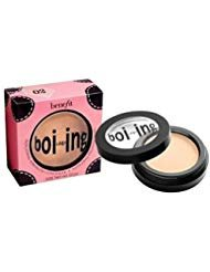 BENEFIT COSMETICS Boi-ing 02 Medium - industrial-strength CONCEALER for medium complexions 3.0 g Net wt. 0.1 oz
