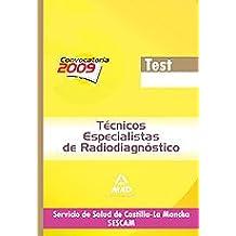 Técnicos Especialistas De Radiodiagnóstico Del Servicio De Salud De Castilla-La Mancha (Sescam). Test Específico