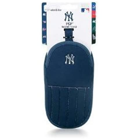 Speedlink New York Yankees Tasche Case Bag blau für Sony PSP Slim&Lite Fat Street E-1000 3004 3000 2004 2000 1004 Etui