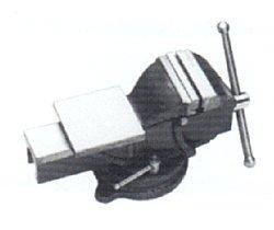 Schraubstock drehb. 125mm