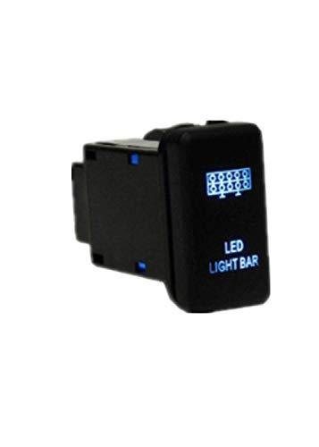 YONGYAO Lumière LED De Remplacement OEM Interrupteur pour Toyota Land Cruiser Hilux Prado Fj 12V-01