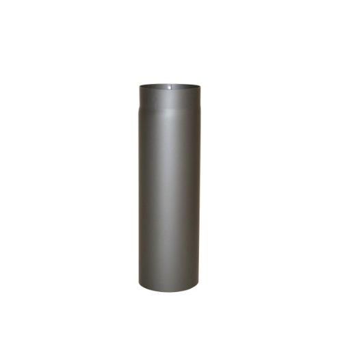 Kamino-Flam 331721 Ofenrohr Senotherm 2 mm, 120 x 500 mm, gussgrau