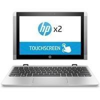 HP x2 210 G2 (10.1 inch) Detachable PC Atom x5 (Z8350) 1.44GHz 2GB 32GB eMMC WLAN BT Webcam Windows 10 Home 64-bit (HD Graphics 400)