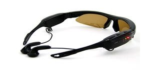 YOU Active Sunglasses MP3 Player 512 MB with digital voice recorder -