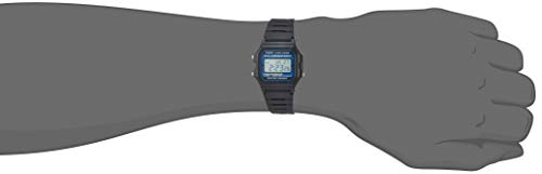 Montre Homme Casio Collection F-105W-1AWYEF