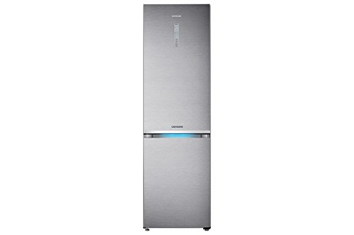 Samsung RB41J7859SR A+++ fridge-freezer - Fridge-Freezers (406 L, SN-T, 14 kg/24h, A+++, Fresh zone compartment, Stainless steel)