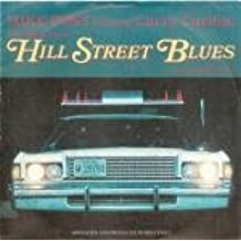 "HILL STREET BLUES/AARONS TUNE VINYL 7"" P/S 1980 MIKE POST FEAT LARRY CARLTON"