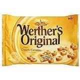Werthers clásica original de Cream Caramelos - 3 x 1kg