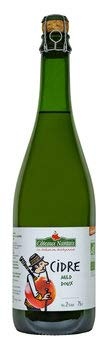 Côteaux Nantais Bio Cidre Doux Mild (1 x 750 ml)